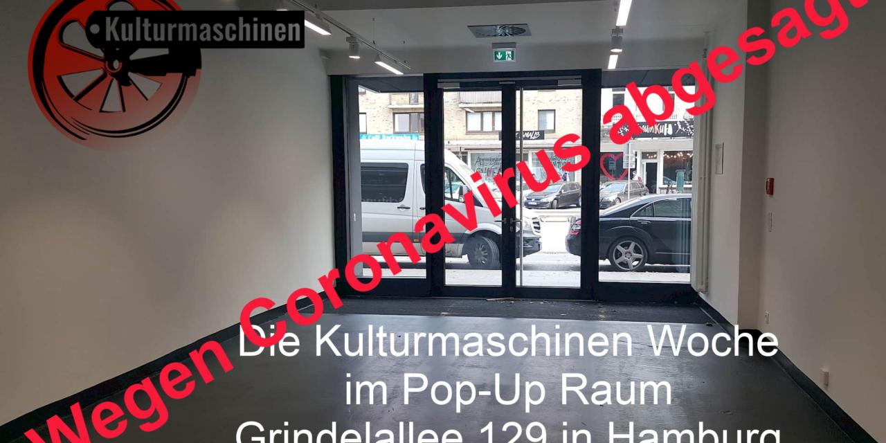 Die Kulturmaschinen Woche in Hamburg