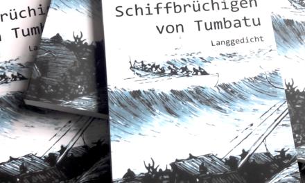 """Leseexemplare """"Die Schiffbrüchigen von Tumbatu"""" von Reimer Boy Eilers"""