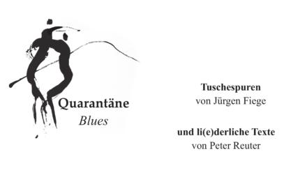Neuerscheinung: Quarantäne Blues