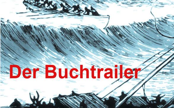 """Buchtrailer """"Die Schiffbrüchigen von Tumbatu"""""""