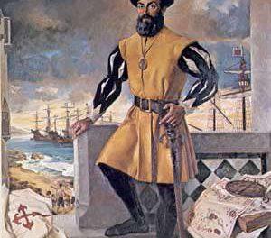 Vor 500 Jahren verscharrt im Sand: Fernando Magellan